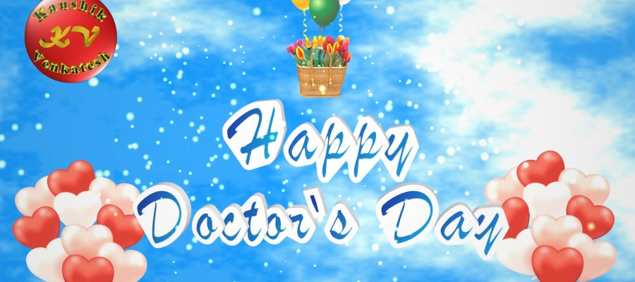 Greetings Image of Happy Doctors Day Wishes