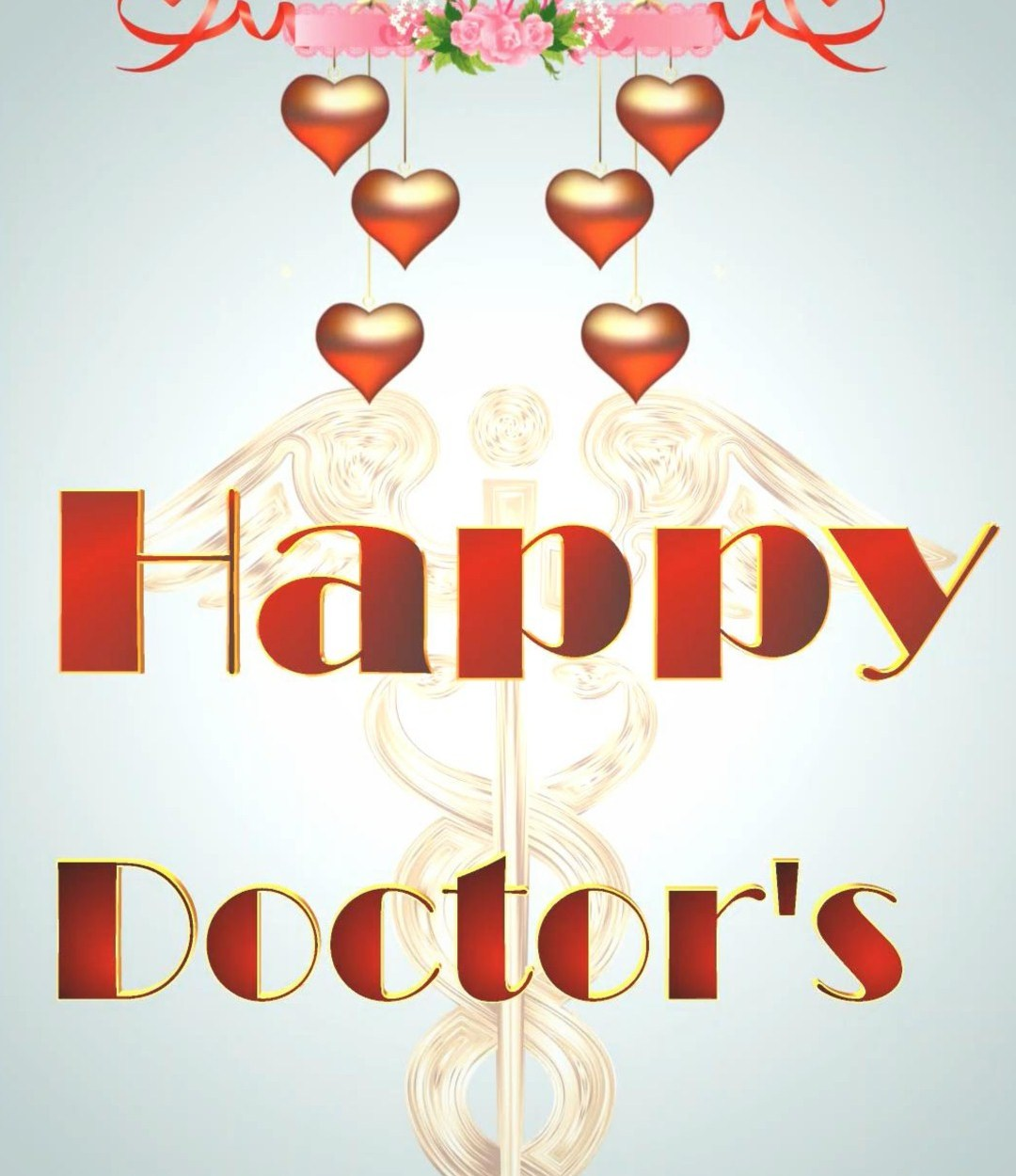 Greetings Image of Happy Doctors Day 2021 Wishes Video