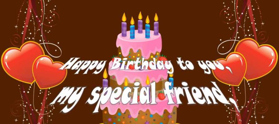 Greetings Image of Happy Birthday Wishes for Someone Special