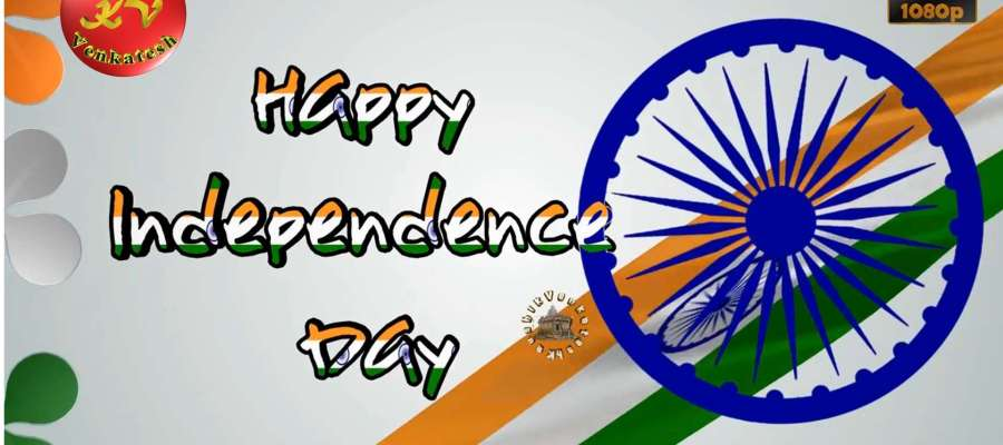 Image of Happy Independence Day Video Greetings