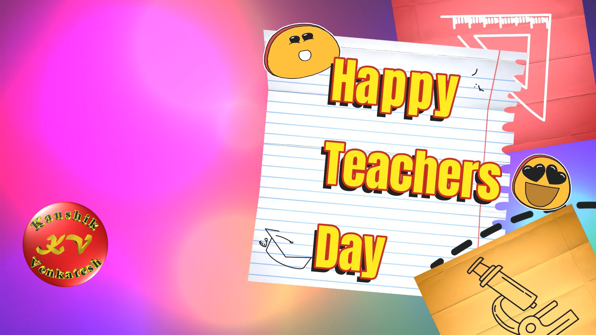 Greetings Image for Happy Teachers Day 2021