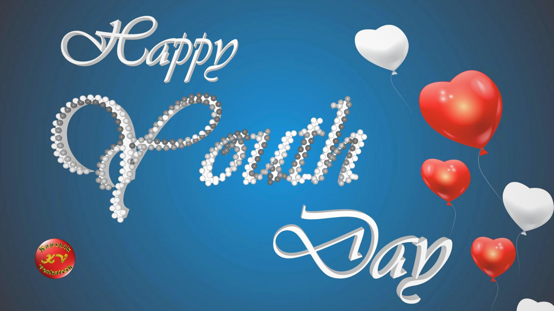 Greetings Image of Happy Youth Day 2021 Wishes Video