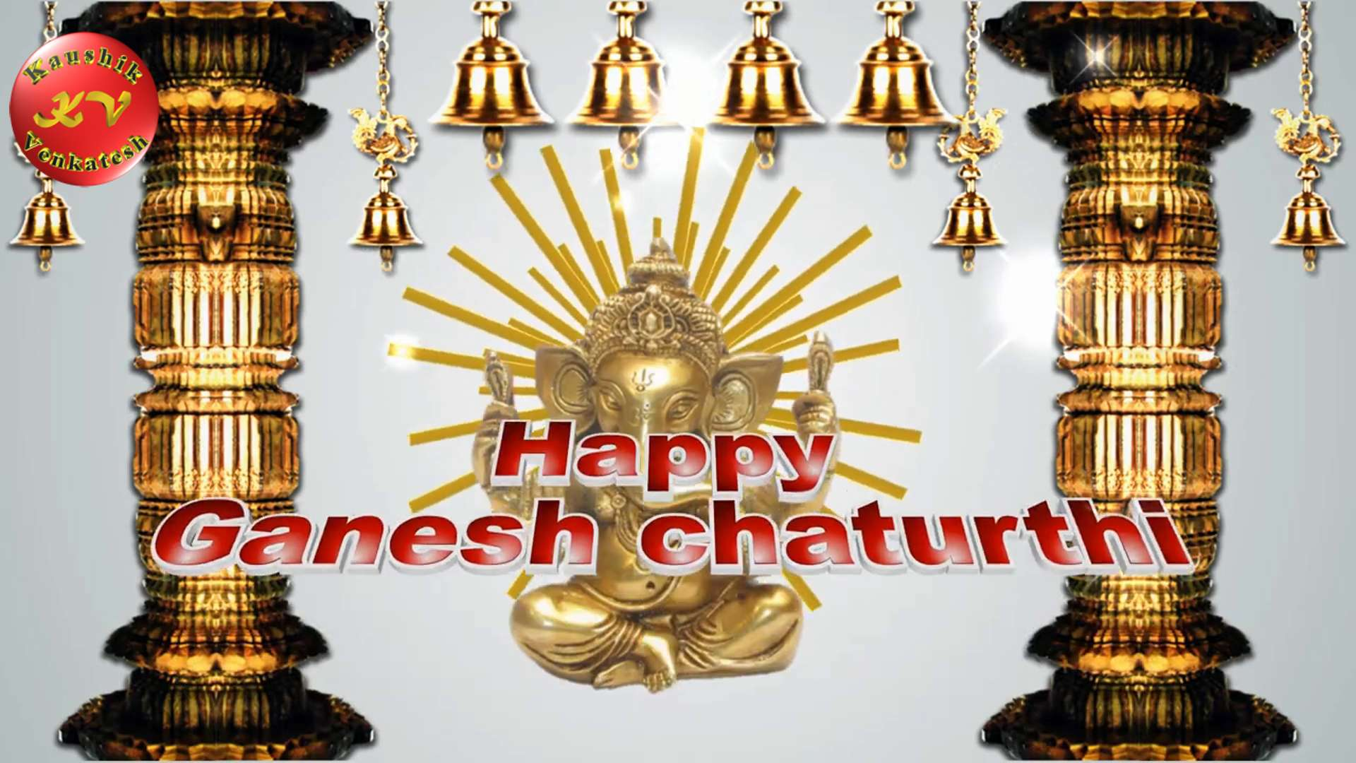 Greetings Image of Ganesh Chaturthi Wishes Video