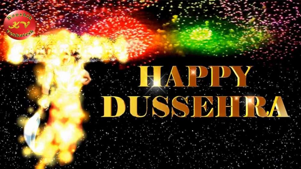 Greetings Image of Happy Dussehra 2021
