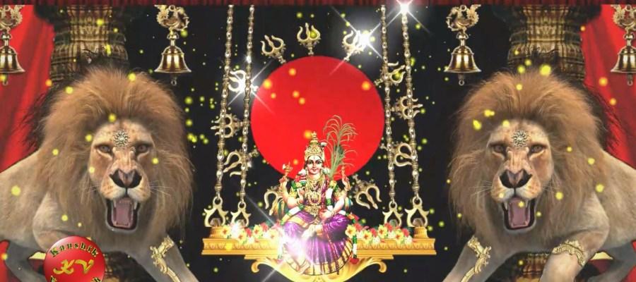 Greetings Image of Happy Navratri Whatsapp Status Video