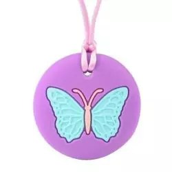 munchables butterfly kauwketting