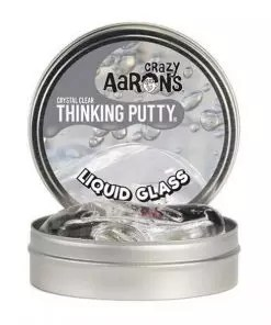 Crazy Aaron Thinking Putty Liquid Glass