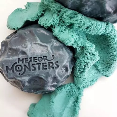 Meteor monster speelklei