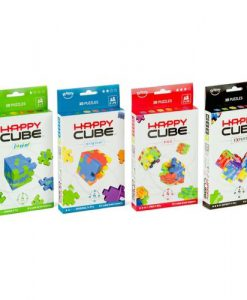 Happy Cube 6 pack puzzels