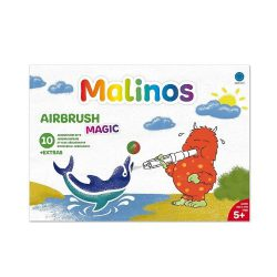 Malinos Airbrush Magic set 10 stuks