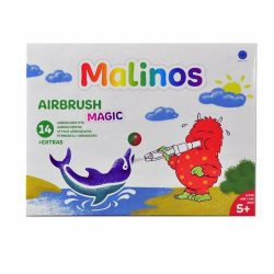 Malinos airbrush magic set van 14