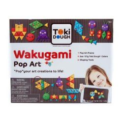Toki Dough Wakugami Pop Art