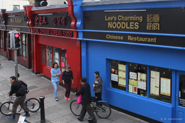 China Town, Dublin