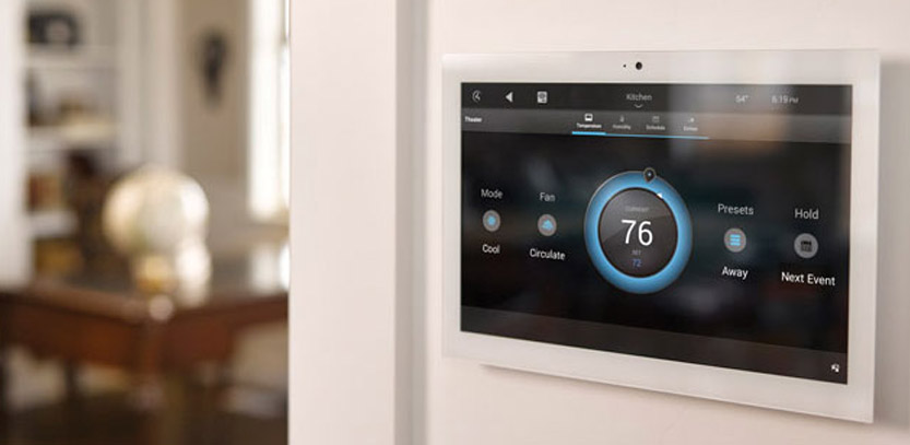 KAV home automation control system