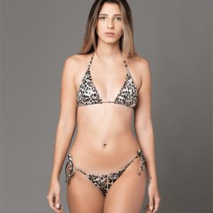 Tango Bikini golden Cheetah bikini animal print traje de bano