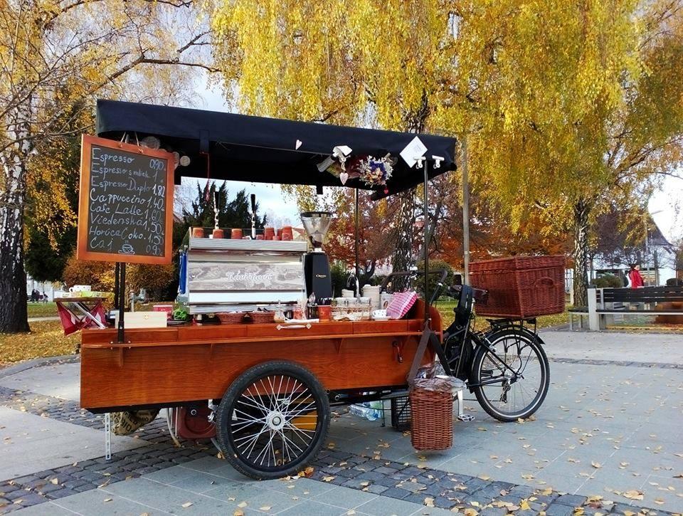 Kávičkovo na jeseň