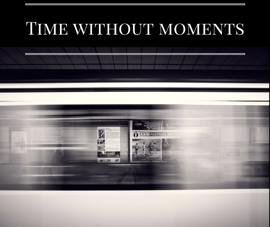 Time Without Moments