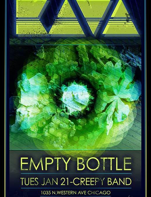 Chicago, IL – 01/21/14 – The Empty Bottle