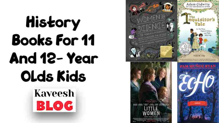 history-Books For 11 And 12- Year Olds Kids