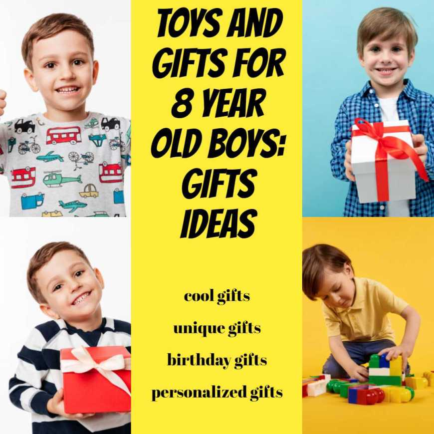 50 Awesome Gifts For 8-year-old Boys In (2020): Gifts Ideas For Boys