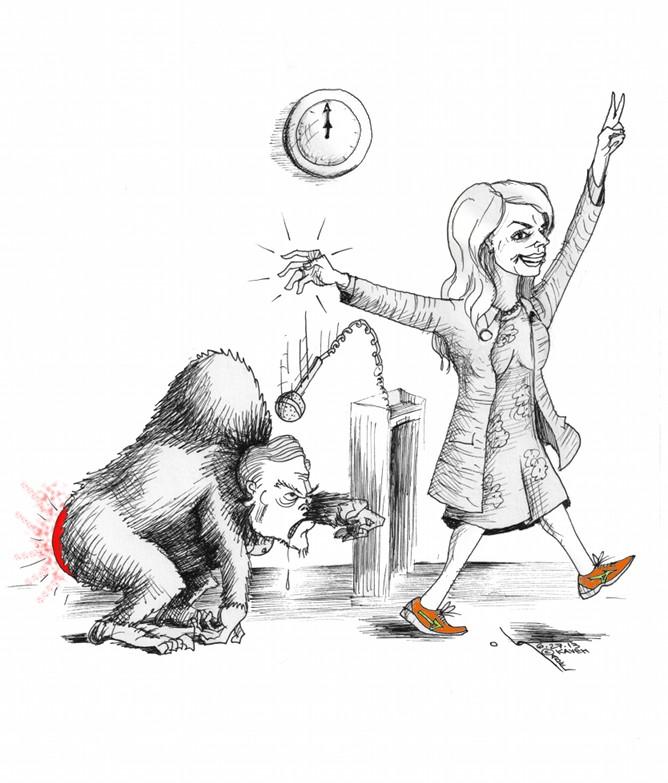 Filibuster Political Cartoon / Editorial Cartoons 04 06 17