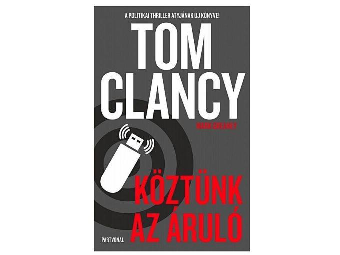 Tom Clancy Köztünk az áruló