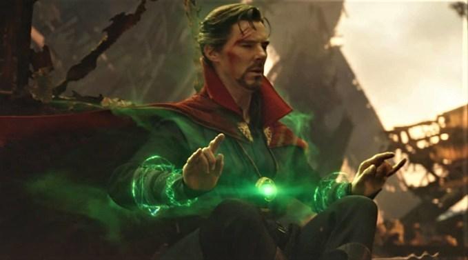 Dr Strange 14.000.605-ször
