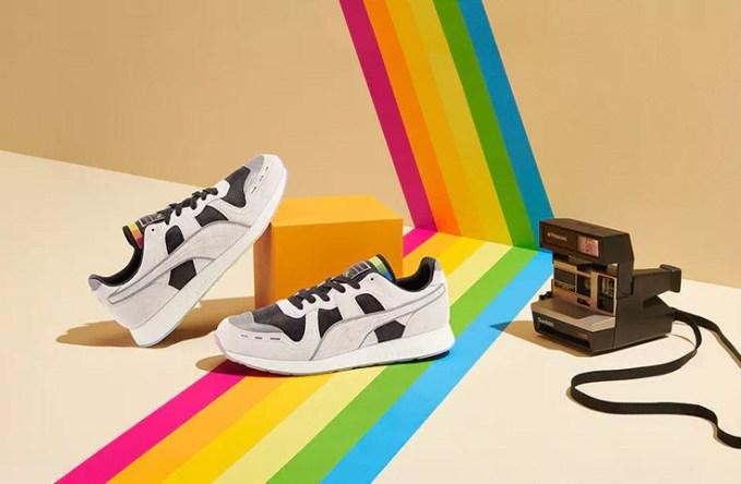Polaroid Sneaker