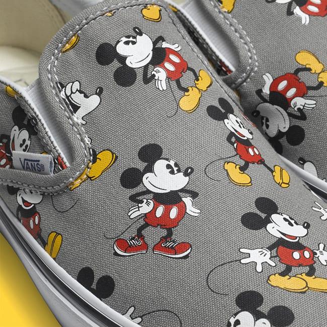 Disney Vans Sneaker Apparel June 2015 Collection