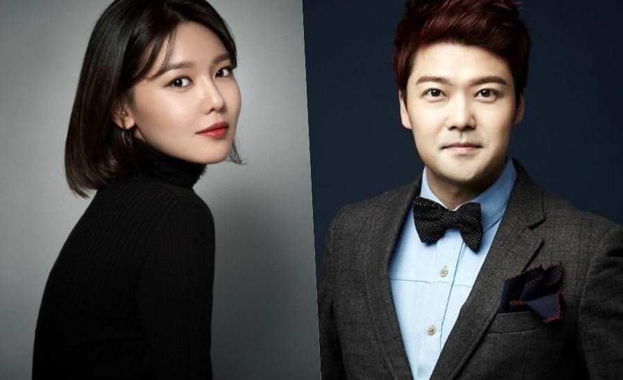 MCs for the Seoul International Drama Awards 2018
