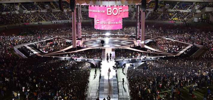 Busan One Asia Festival 2018 Opening