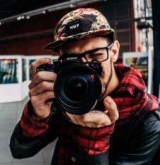 Portfolio caption