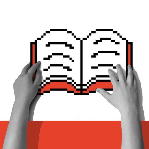 hand8bitpbook_bw