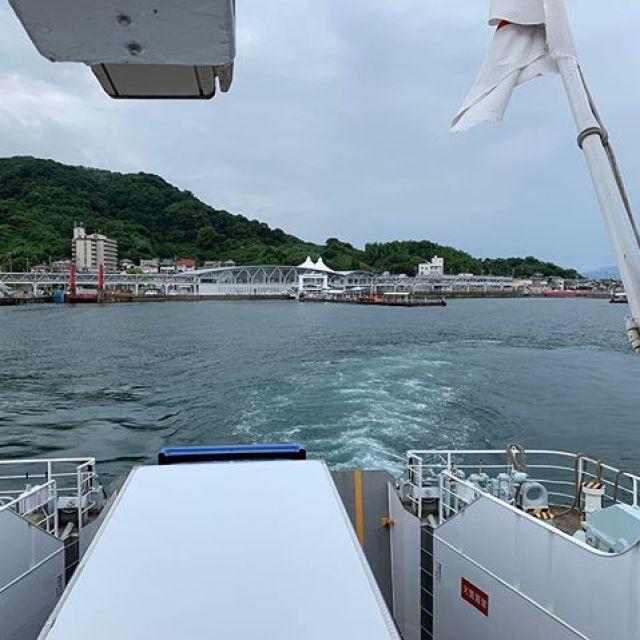 さよなら松山!ありがとう松山!そして、ただ今広島〜! #唄うたいカワムラ