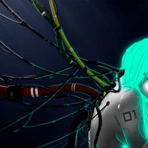 eva cyber girl