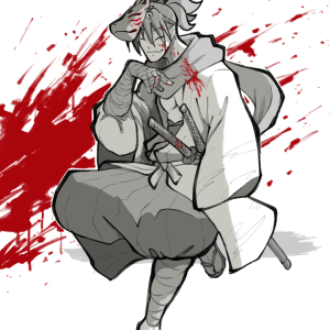 blood and honor character ippan