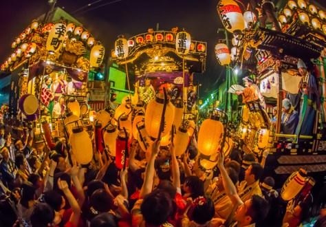 Kawagoe Festival Photo Competition Winner, from the official website of the Kawagoe Matsuri