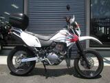 ホンダ XR230モタード ホワイト