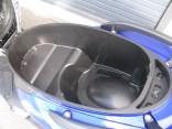 ヤマハ シグナスX SR スペシャルエディション ブルー シートボックス