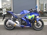新車 ヤマハ YZF-R3ABS Movistar Yamaha MotoGP Edition ブルー