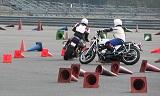 ホンダ モーターサイクリストスクール スラローム 初中級