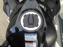 新車情報 2018年モデル カワサキ NINJA400ABS ブラック ガソリンタンクキャップ