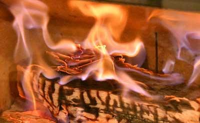 Hetaの美しい炎