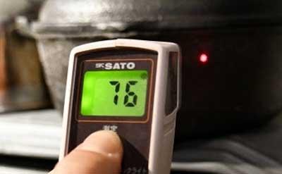 温度を計測