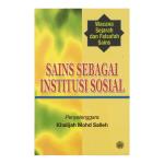 Sains Sebagai Institusi Sosial