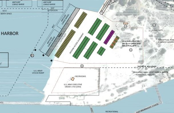 Pier 3 to replace beach