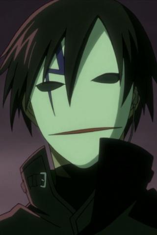 Anime Wallpaper For Ipod Darker Than Black 320x480 Hei 3