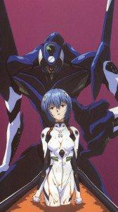 Anime Romance Wallpaper Neon Genesis Evangelion Hd Smartphone Wallpapers For