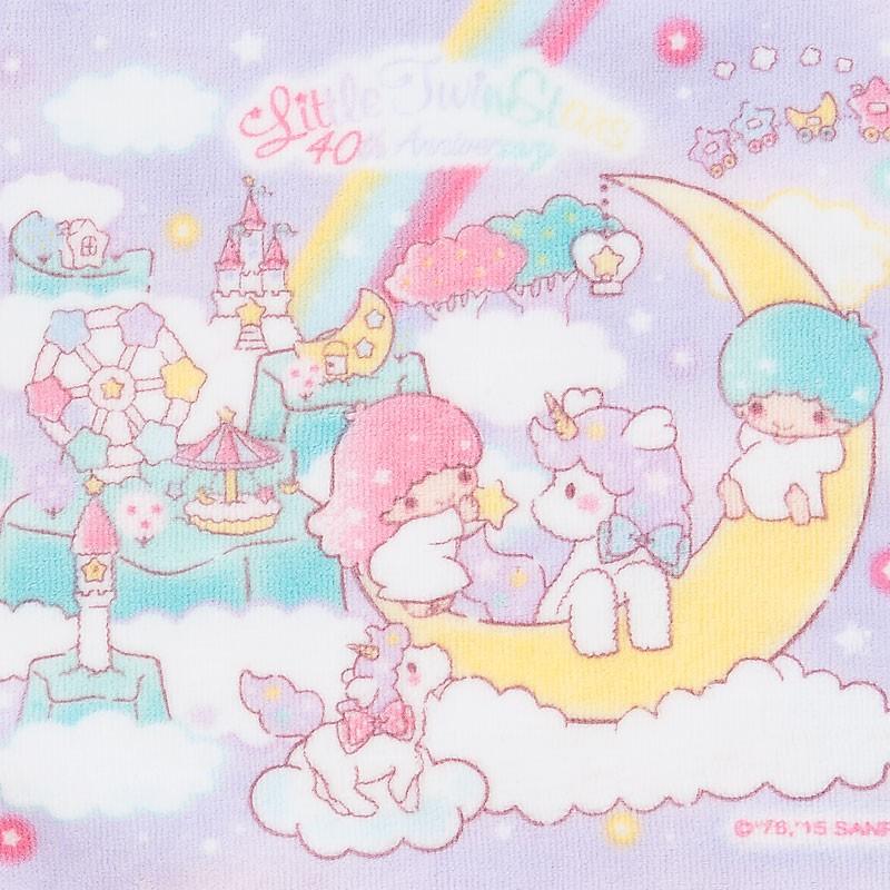 Little Twin Stars Mini Towel - Kawaii Panda - Making Life Cuter
