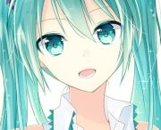 anime girl with blue hair - kawaii.group